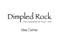 Dimpled Rock 2012 Catalog PDF