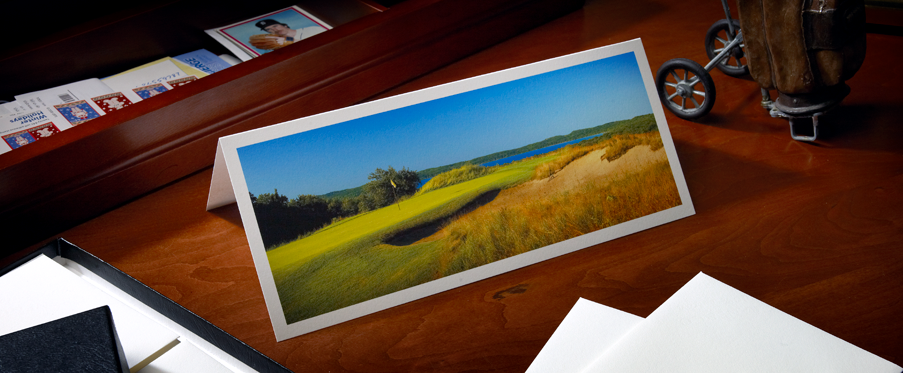 Golf Photography - Note Cards