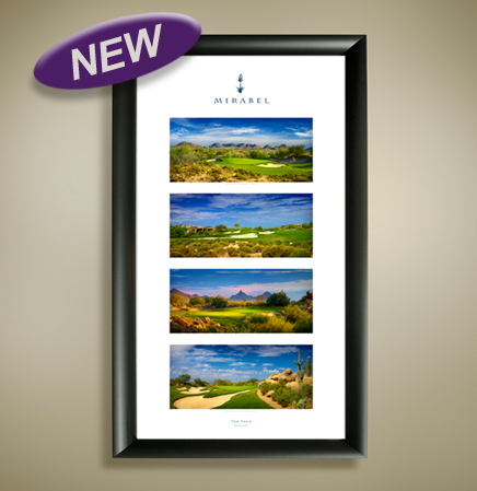 Golf Photography - Framing Layout